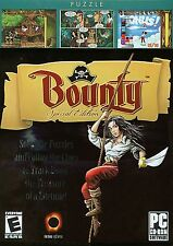BOUNTY Special Edition by Oberon PC Game Puzzle CD-ROM NEW