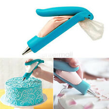 11 Piece E-Z Deco Icing Cookie Cake Pastry Decorating Baking Frosting Pen Set