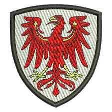 Bundesland Land Wappen aus Brandenburg Aufnäher Patch Aufbügler ansehen ansehen