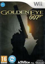 GoldenEye 007, Nintendo Wii, Used