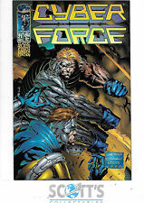 Cyber Force   #21  NM   (Image)