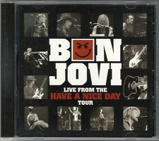 LIVE from the HAVE A NICE DAY Tour ~ BON JOVI ~ [EP CD] Brand New SEALED!