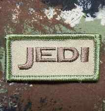 JEDI TACTICAL ARMY MORALE TAB USA MILITARY INFIDEL BADGE MULTICAM VELCRO PATCH