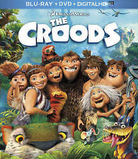 The Croods (Blu-ray ONLY, 2013)