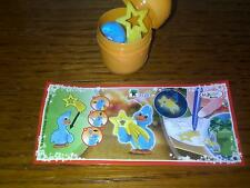 Kinder   surprise  Noël  FF283  +  BPZ   grand K