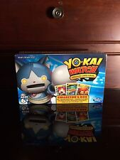 BRAND NEW Yo-Kai Watch Trading Card Game Collectors Box