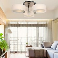 Modern Chandelier Ceiling Mount Pendant Down Light Acrylic Lamp Kitchen Lighting