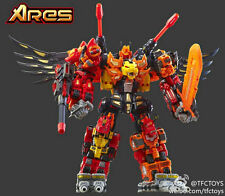 Transformers TFC Ares Predaking 01 02 03 04 05 full set in stock