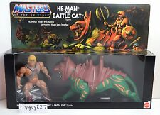 MOTU, Commemorative Battle Cat & He-Man, 2 pack, sealed box, MISB, figure