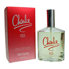 CHARLIE Red by REVLON EDT SPRAY 100ml (BRAND NEW & BOXED