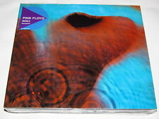 PINK FLOYD Meddle CD Live At Pompeii Bonus DVD Hits. Remastered Digipack 2011