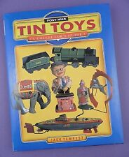 Post War Tin Toys - A Collector's Guide by Jack Tempest