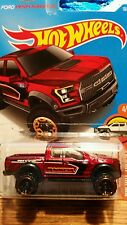 HOT WHEELS '17 FORD F-150 RAPTOR