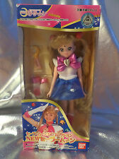 RARE Pretty Guardian Sailor Moon Doll Usagi Tsukino PGSM NIB Never Opened