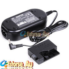 AC Adapter Charger ACK-E5 For Canon EOS 450D 500D 1000D Rebel XSi T1i XS