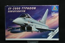 XY079 ITALERI 1/72 maquette avion 042 EF-2000 Typhoon Eurofighter 1992