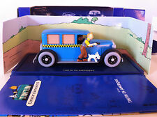 Tintin car Editions Atlas