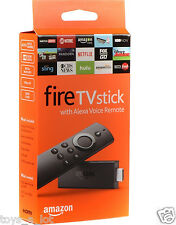 Amazon Fire TV Stick with Alexa Voice Remote Streaming Media Player Gen 2 NEW