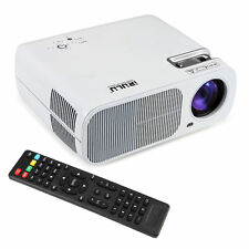 IRULU WIFI Android 4.4 1080P LCD LED Home Theater Cinema 3D Projector HDMI