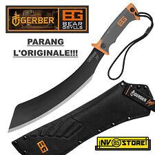 COLTELLO KNIFE GERBER BEAR GRYLLS PARANG 2 COMPACT CACCIA SOPRAVVIVENZA SURVIVAL