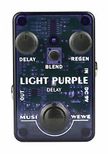 """Musiwewe """"Light Purple"""" Delay from Australia Only ones for US Sale FAST SHIP!"""