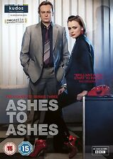 ASHES TO ASHES COMPLETE SERIES 3 DVD SET Brand New Sealed UK Box TV Season
