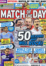 GIGGS MAN UTD / NASRI ARSENAL Match of the Day no. 93 Jan 5 2010