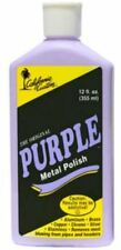 California Custom Purple Metal Polish 355ml Alloy Chrome Stainless Brass Silver