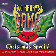 OLD HARRY'S GAME - THE CHRISTMAS SPECIAL  -  AUDIO CD - NEW/SEALED