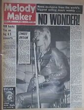 Brian Connolly (The SWEET) 1974 FRAMEABLE Newspaper cover ONLY!
