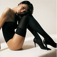 Wolford Velvet De Luxe 50 Stay Up Black Small