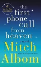 The First Phone Call from Heaven: A Novel Albom, Mitch Mass Market Paperback