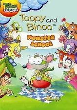 Toopy and Binoo - Monster School  Dvd  2014 by Phase 4 Films