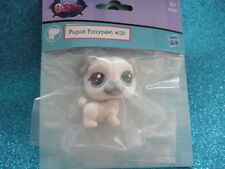 new ORIGINAL Littlest Pet Shop  128 PUGSON FUZZYPAWS Shipping with Polish