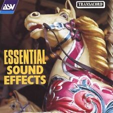 Various Artists : Essential Sound Effects CD (1994)