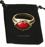 Gandalf Magical Ring of Power Narya Ring of Fire Hobbit LOTR Lord of The Rings