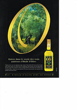 PUBLICITE  advertising 2003   Oli  huile d'Olive VIERGE EXTRA
