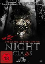 Night Claws - Die Nacht der Bestie DVD