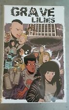 GRAVE LILIES #1 - Blindbox Variant Cover - Goonies Poster Homage High Grade /150