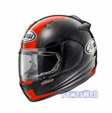 NEW IN BOX ARAI QUANTUM-J BLAST RED 57-58cm M Medium HELMET MADE IN JAPAN