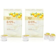 Capsule Citron Tea Korean Citron Tea Youjacha Yuza Tea Yuzu Tea 30times