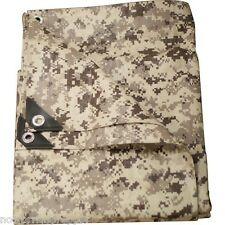 DESERT DIGI CAMO Survival Shelter Emergency Doomsday Prepper Zombie Bug Out Bag