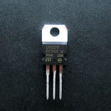 10pcs TO-220 LM317T LM317 TO220 317 ST Voltage Regulators