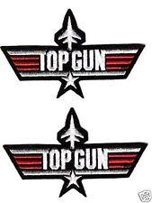 TOPGUN MOVIE F14 TOMCAT TOP GUN MOVIE LOGO  BADGE PATCH