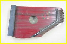 ALTE GUITARR ZITHER - Alter ca. 1920- Antikes Musikinstrument