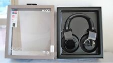 AKG K845BT HIGH PERFORMANCE BLUETOOTH HEADPHONES - BLACK IN ORIGINAL BOX