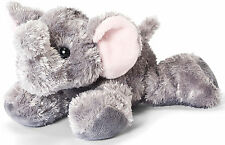Aurora MINI FLOPSIE ELLIE ELEPHANT Baby Kid Soft Toy Plush Gift Animal BN