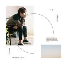 KYUHYUN [I WAIT FOR YOU] 3rd Mini Album CD+Photo Book+Photo Card+folded poster