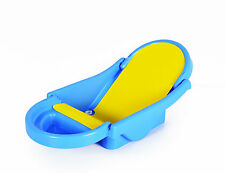 Folding Baby Bath Tub - Baby Bather (Blue)