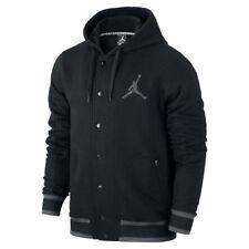 Jordan Varsity Hoody 2.0 II hoodie men NEW w TAG black grey 547693-010 Size L